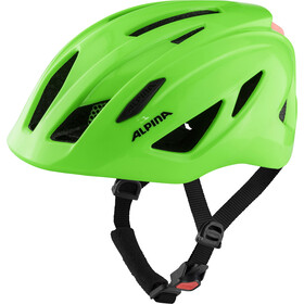 Alpina Pico Flash Helm Kinder neon green gloss